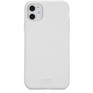 Holdit Mobilskal Silikon iPhone 11/XR White