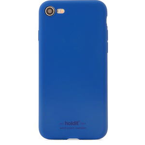 Holdit Mobilskal Silikon iPhone 7/8/SE Royal Blue