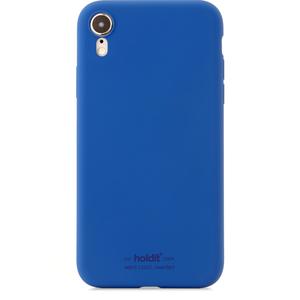 Holdit Mobilskal Silikon iPhone XR Royal Blue