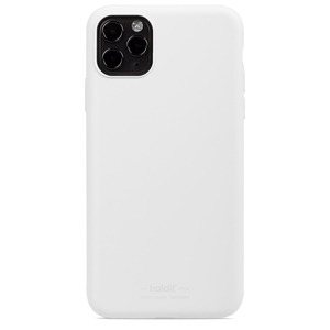 Holdit Silicone Case iPhone 11 Pro Max White