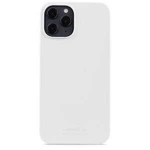 Holdit Silicone Case iPhone 12/12 Pro White