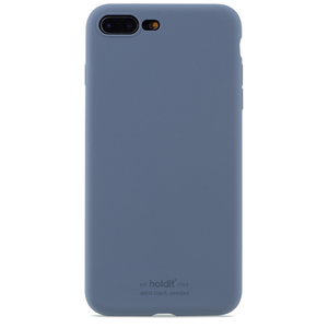 Holdit Silicone Case iPhone 7/8 Plus Pacific Blue