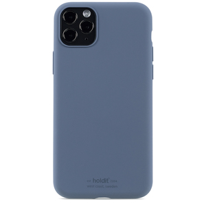 Holdit Silicone Case iPhone 11 Pro Max Pacific Blue