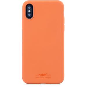 Holdit Silicone Case iPhone X/XS Orange
