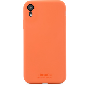 Holdit Silicone Case iPhone XR Orange