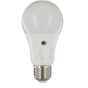 Sensorlampa LED 8.5W E27