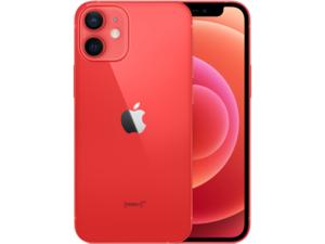 Apple iPhone 12 Mini 64GB - Röd