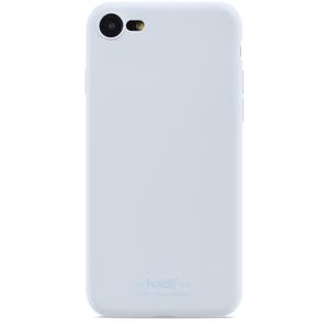 Holdit Mobilskal Silikon iPhone 7/8/SE Mineral Blue