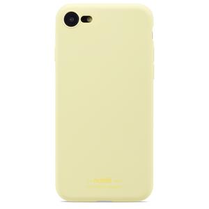 Holdit Mobilskal Silikon iPhone 7/8/SE Lemonade