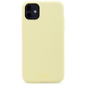 Holdit Mobilskal Silikon iPhone 11 Lemonade
