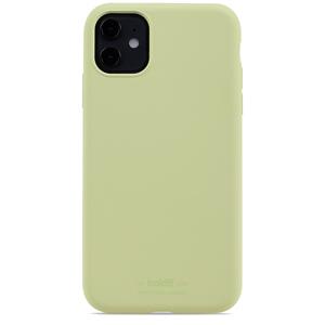Holdit Mobilskal Silikon iPhone 11 Kiwi