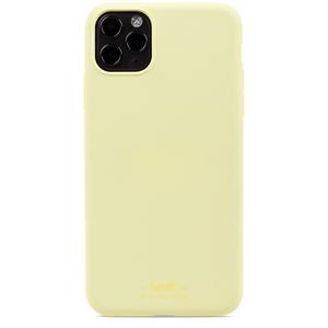 Holdit Mobilskal Silikon iPhone 11 Pro Max Lemonade