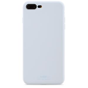 Holdit Mobilskal Silikon iPhone 7/8 Plus Mineral Blue