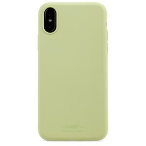 Holdit Mobilskal Silikon iPhone X/XS Kiwi