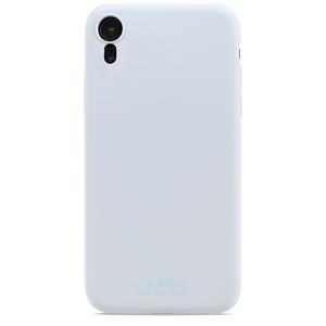 Holdit Mobilskal Silikon iPhone XR Mineral Blue