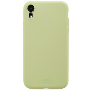 Holdit Mobilskal Silikon iPhone XR Kiwi