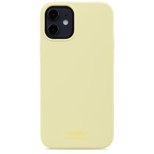 Holdit Mobilskal Silikon iPhone 12 Mini Lemonade