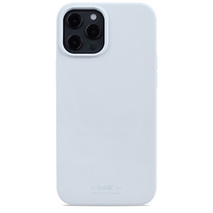 Holdit Mobilskal Silikon iPhone 12 Pro Max Mineral Blue