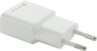 SmartLine Laddare USB Adapter 1-port 2,4A Vit