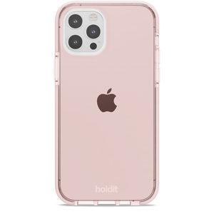 Holdit Seethru Case iPhone 12/12 Pro Blush Pink