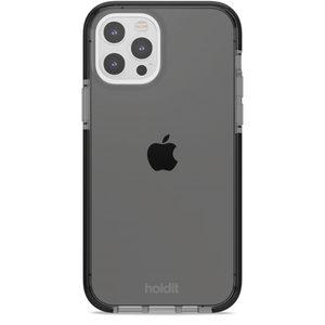 Holdit Seethru Case iPhone 12 Pro Max Black