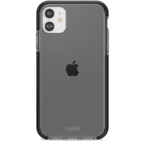 Holdit Seethru Case iPhone 11/XR Black