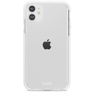 Holdit Seethru Case iPhone 11/XR White