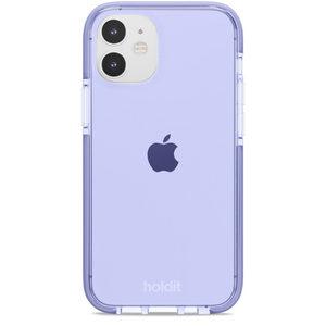 Holdit Seethru Case iPhone 12 Mini Lavender
