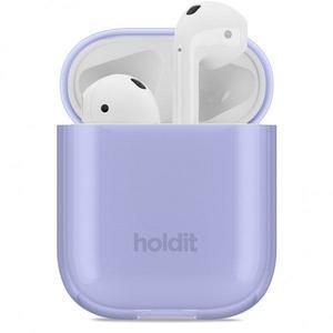Holdit Seethru Case AirPods Lavender