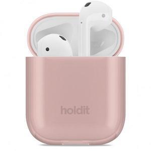 Holdit Seethru Case AirPods Blush Pink