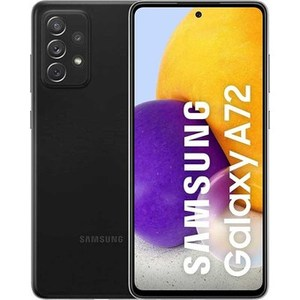 Samsung Galaxy A72 LTE SM-A725F/DS 128GB Black EU