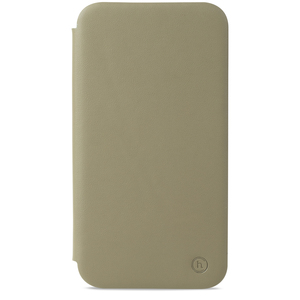Holdit Slim Flip Wallet iPhone 11/XR Khaki Green