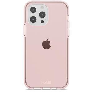 Holdit Seethru Case iPhone 2021 13 Pro Blush Pink
