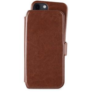 Holdit Wallet Case Magnet iPhone 2021 13 Berlin Dark Brown