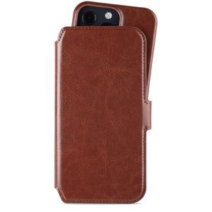Holdit Wallet Case Magnet iPhone 2021 13 Pro Berlin Dark Brown