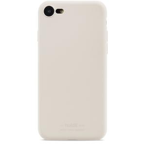 Holdit Silicone Case iPhone 7/8/SE Coconut Milk
