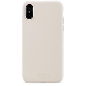 Holdit Silicone Case iPhone X/Xs Coconut Milk
