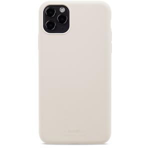 Holdit Silicone Case iPhone 11 Pro Max Coconut Milk
