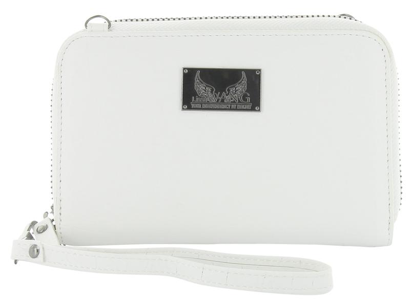 bild 1 av Lissa Wang Universal Handväska Vit Croc