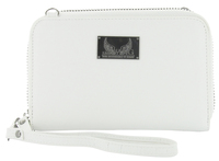 Lissa Wang Universal Handväska Vit Croc