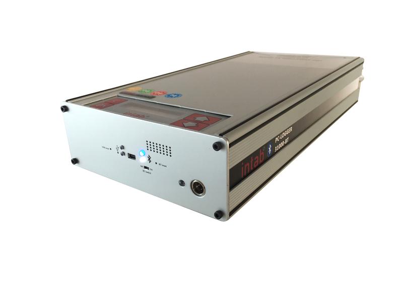 PC-logger 31000 + mätområdesval