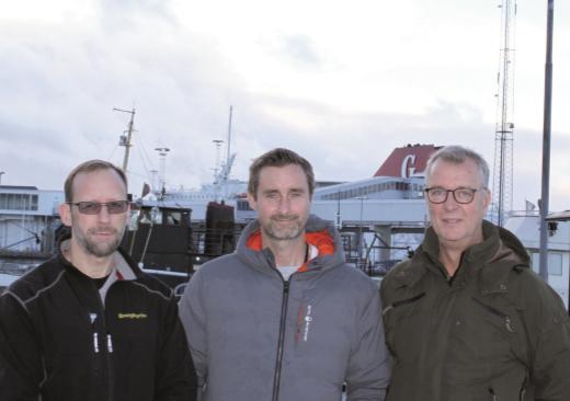 Energibyrån sparar energi åt Gotlands hamnar med Energy Loggers.