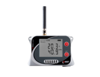 GSM-logger intern temp/rh