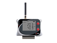 GSM-logger 2 digitala samt 2 pulsingångar