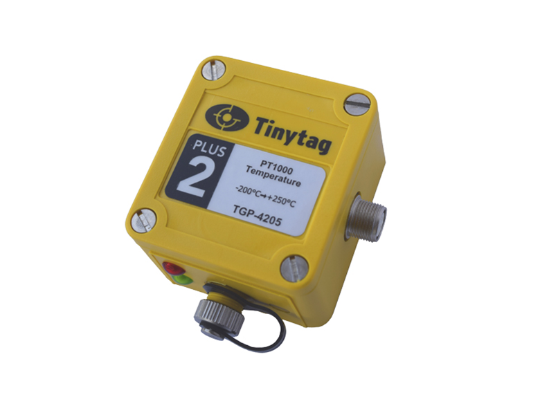 Tinytag Plus 2 temperatur PT1000
