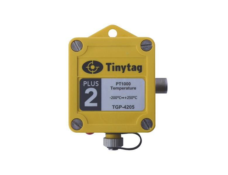 Tinytag Plus 2 temperatur PT1000
