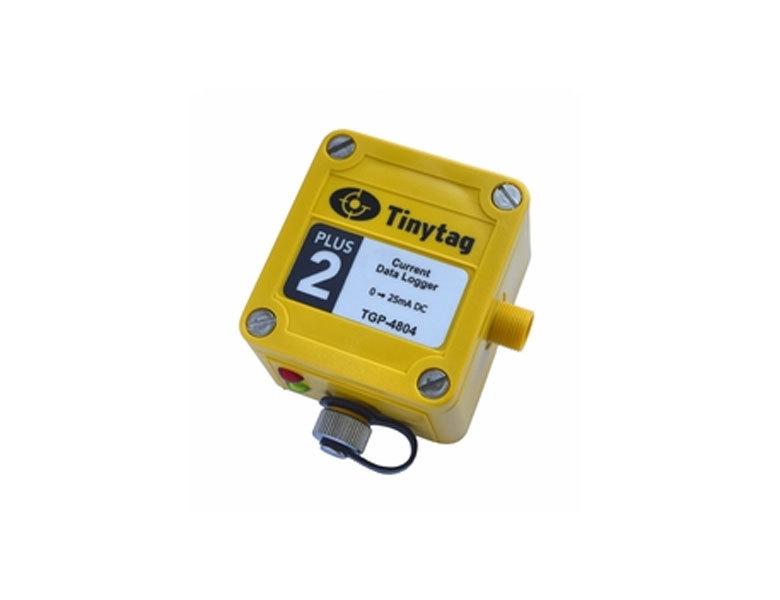 Tinytag Plus ström