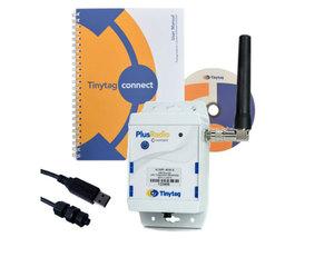 Radiologger mottagare Plus, USB, inkl. mjukvara