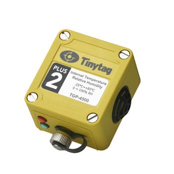 Tinytag Plus 2 temperatur och luftfuktighet
