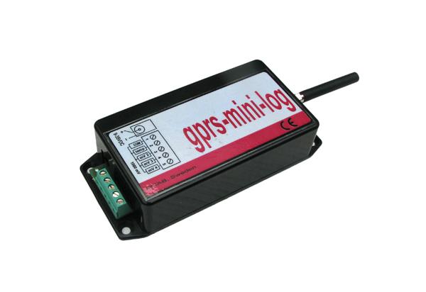 Loggerpaket GPRS-MiniLog